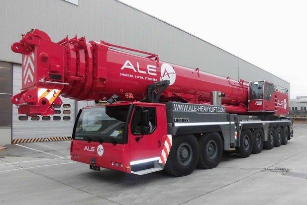 ALE Largest Crane Rental Companies