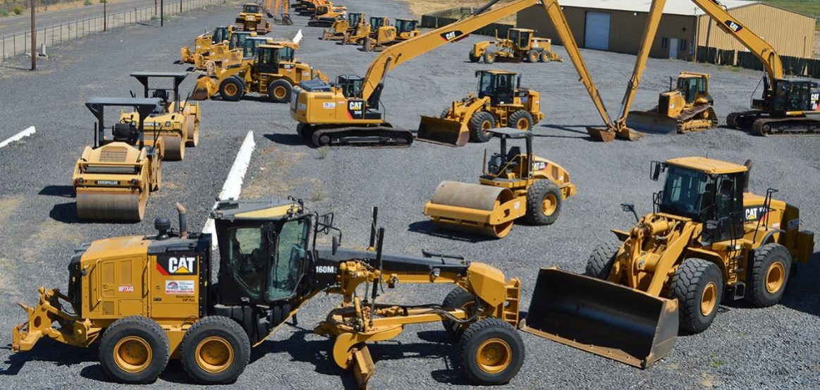 List of 19 Heavy Equipment used in Construction - Machine Thug
