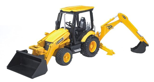 JCB rental business in India