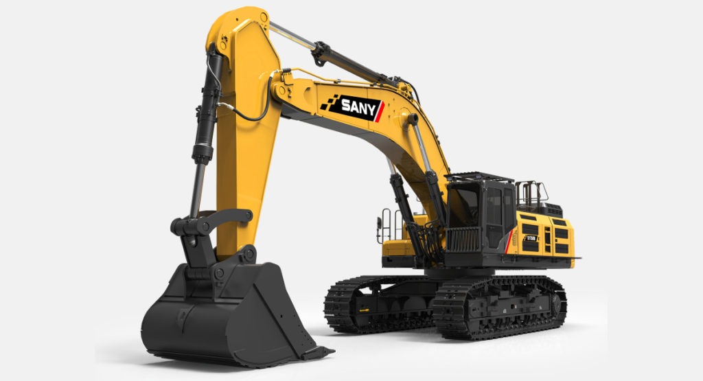 Sany Excavator Price in India