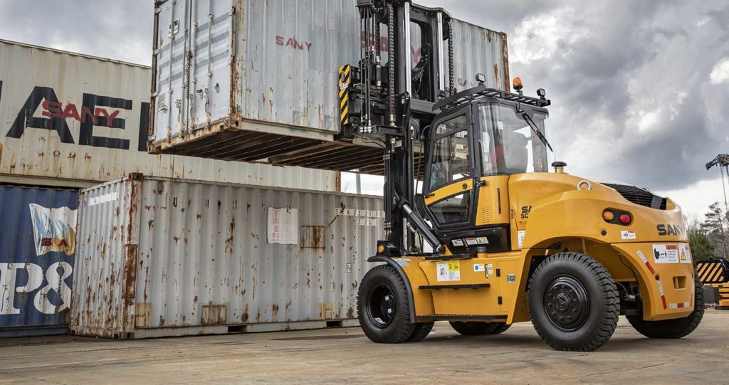 Forklift Material Handling Equipment