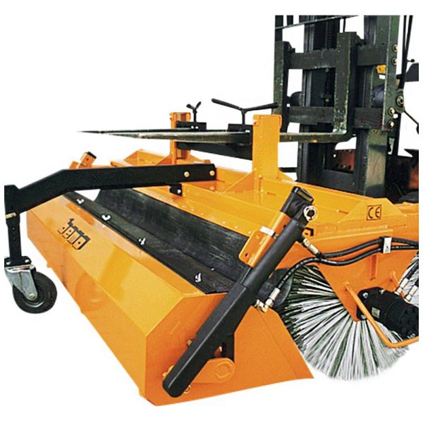 Forklift Swepper Attachment