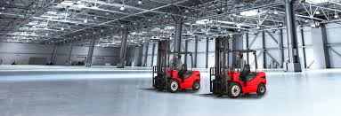 Top forklift manufacturers companies in India