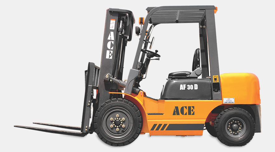 ACE Forklift Price